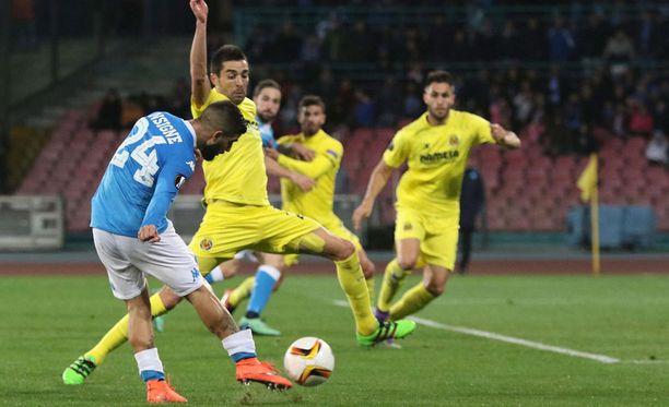 Päivän vetovihjeessä aavistellaan keltapaitaisen Villarrealin olevan vielä väsynyt ottelusta Napolia vastaan.