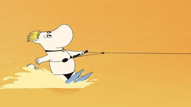 Muumit lähtevät Rivieralle suomalais-ranskalaisessa animaatiossa.