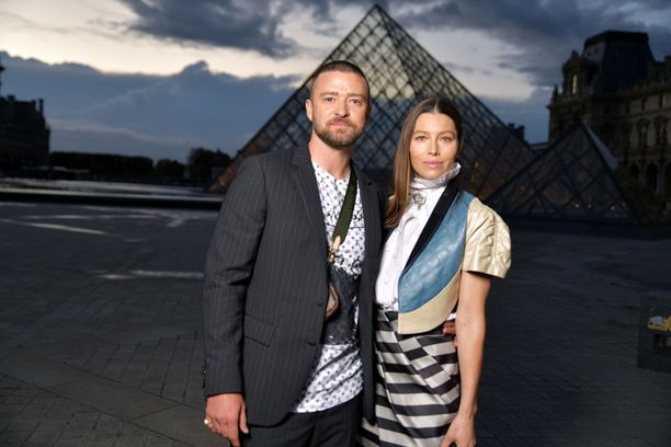 Pettämishuhut eivät vaikuta horjuttaneen Justin Timberlaken ja Jessica Bielin suhdetta.