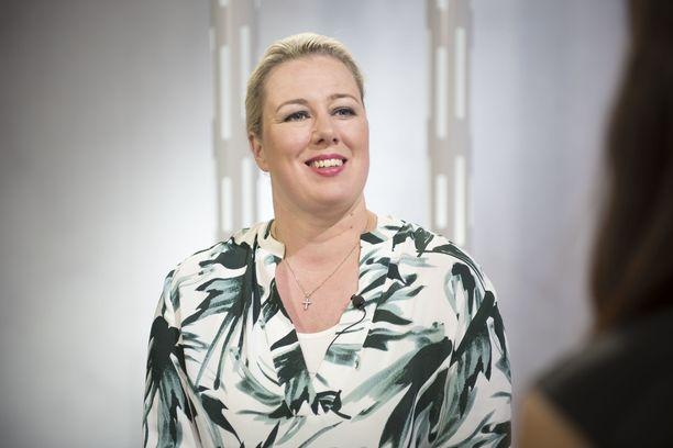 Jutta Urpilainen vieraili IL-TV:n Sensuroimaton Päivärinta -ohjelmassa viime vuoden toukokuussa.