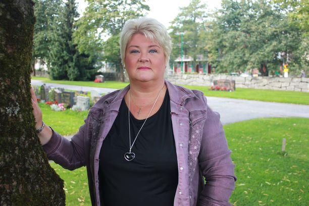 Sari Palmunen menetti poikansa Mikon neljä vuotta sitten.