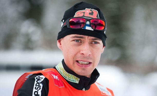 Perttu Hyvärinen on ainoa suomalaismies Tour de Skillä.