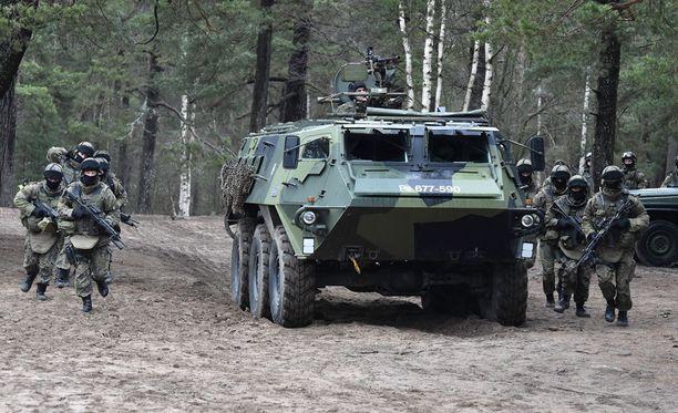 Suomi on ollut jo pidempään halukas syventämään Euroopan unionin puolustusyhteistyötä.