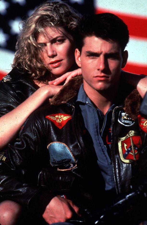 Kelly McGillis oli Tom Cruisen vastanäyttelijä vuoden 1986 ensimmäisessä Top Gun -elokuvassa.