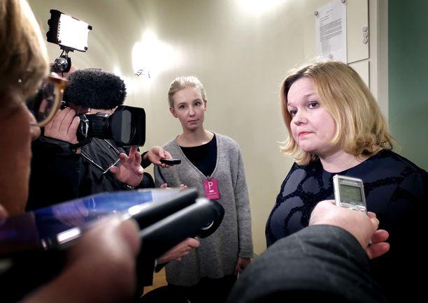 Krista Kiurusta tulee lastensuojelustakin vastaava perhe- ja peruspalveluministeri.