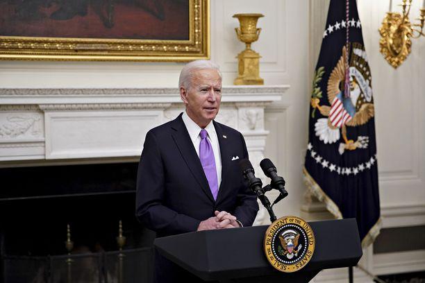Joe Bidenin on ehkä luovuttava kuntopyöräilystä.