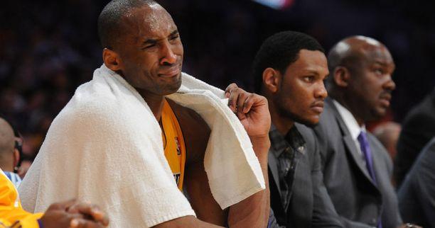 Homottelu kävi Kobe Bryantille kalliiksi.