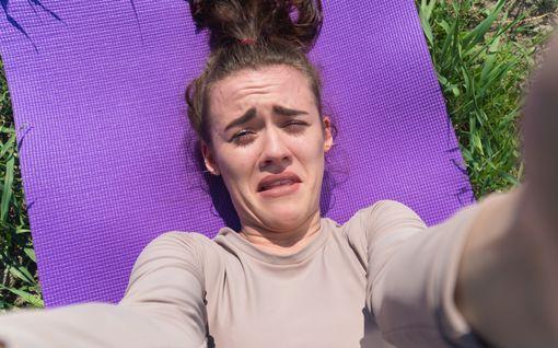 Itkitkö kesken treenin? Personal trainer kertoo, mistä ilmiö johtuu