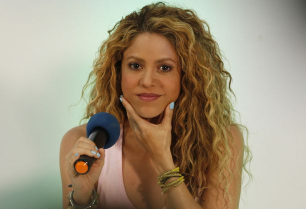 Shakira vaikuttaa nauttineen Suomen Lapin luonnosta, sillä hän on jakanut kuvia matkaltaan somessa.