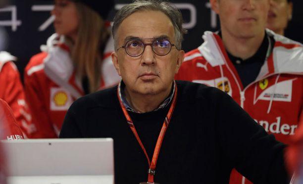 Sergio Marchionne ryhtyy toimenpiteisiin.