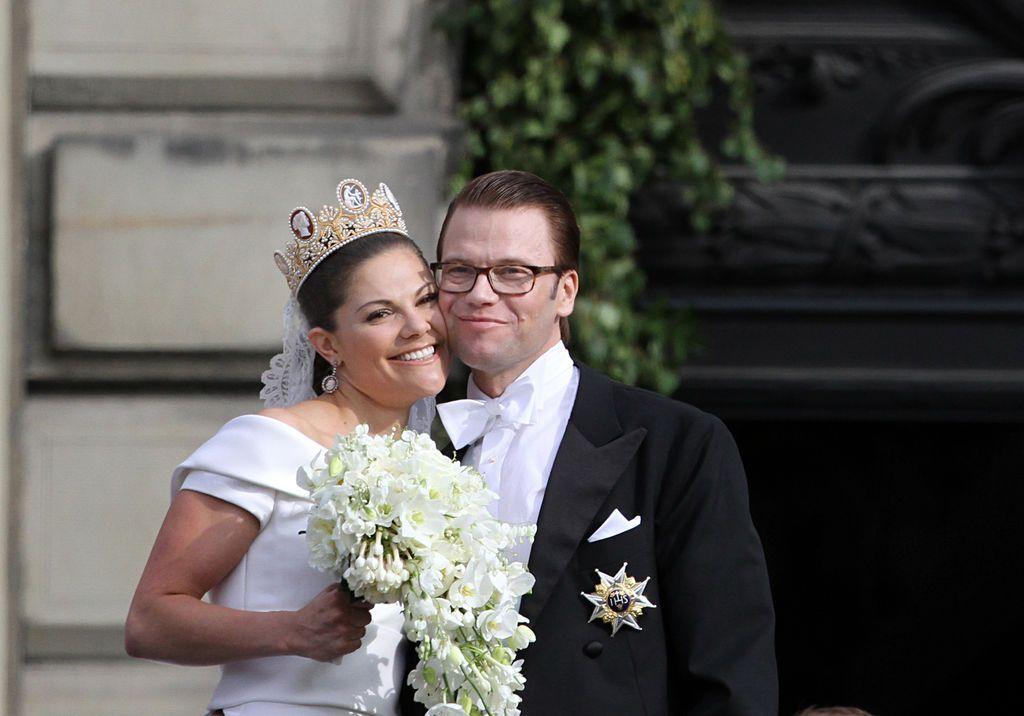 Victoria ja Daniel viettävät kahdeksatta hääpäiväänsä - Rakkaus voitti esteet