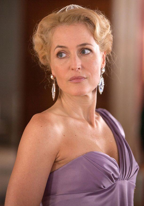 Gillian Anderson muistetaan myös The X-Files - Salaiset kansiot -sarjan Dana Scullyna.
