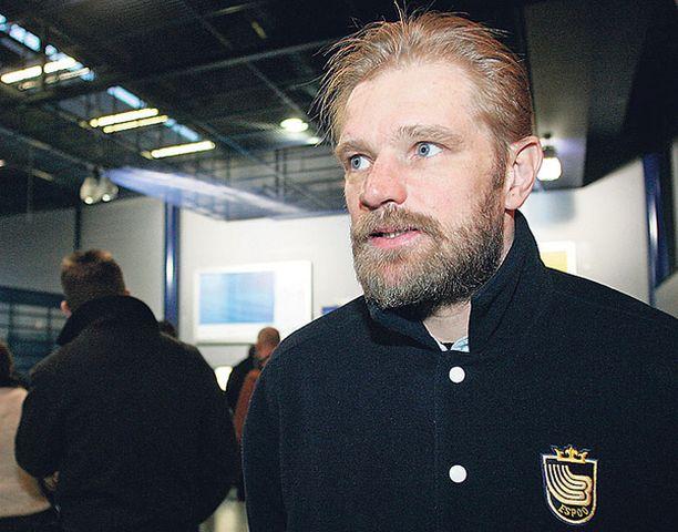 Valmentaja Petri Matikainen lupaa, että Raksilassa nähdään jälleen energinen espoolaisryhmä.