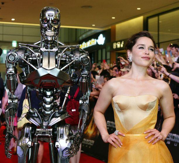 Terminator Genisys sai ensi-iltansa kesällä 2015. Elokuvan tekeminen ei ollut Clarkesta mukavaa.