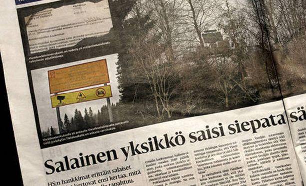 Uutissuomalaisen teettämän tutkimuksen mukaan kolme viidestä suomalaisesta pitää kansallista turvallisuutta aina tärkeämpänä kuin sananvapautta. HS julkaisi 16. joulukuuta Viestikoekeskukseen liittyvän artikkelin, jonka lähteinä oli käytetty myös erittäin salaisiksi määriteltyjä asiakirjoja.