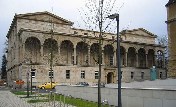 Oikeudenkäynti alkoi Wuppertalissa.