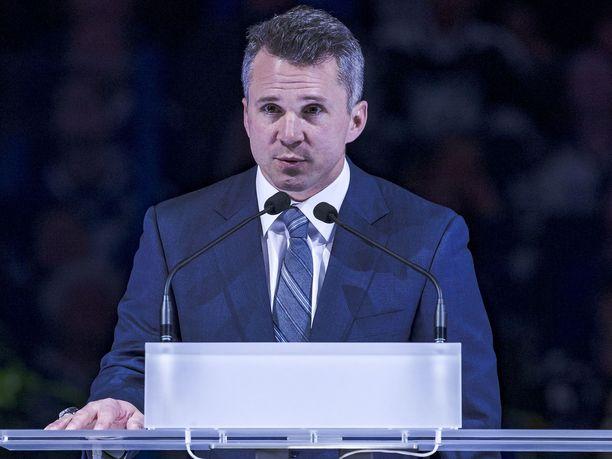 16 kautta NHL:ssä pelannut Martin St. Louis ei pitänyt Tuukka Mäntylän tempusta.