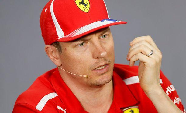 Kimi Räikkönen selvisi ilman rangaistusta.