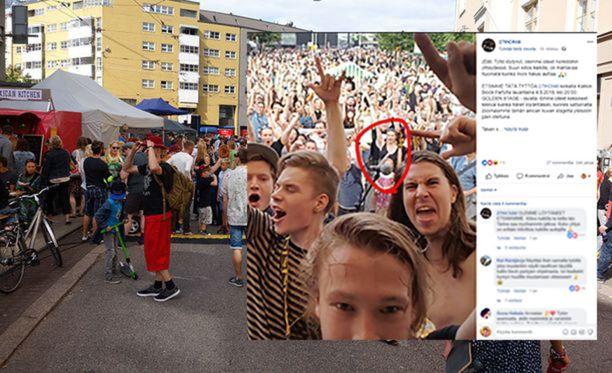 Kallio Block Party järjestettiin Helsingissä lauantaina 4. elokuuta.
