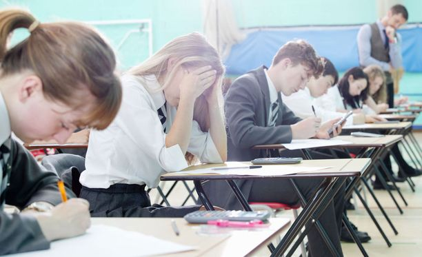 Selvityksessä paljastui huolestuttava tutkimustulos lukiolaisten jaksamisesta.