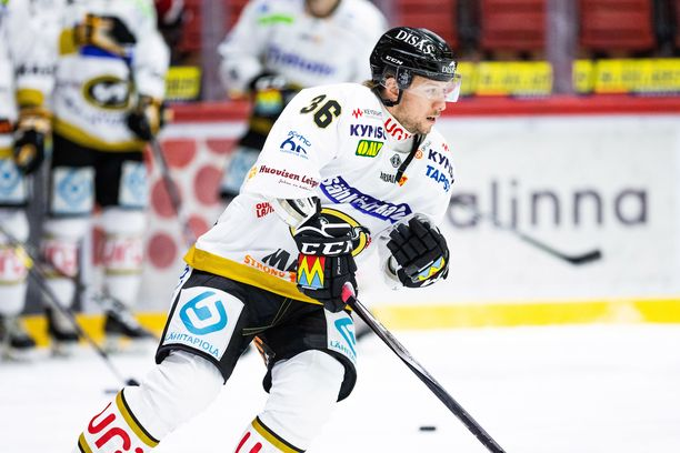 Jussi Jokinen jatkoi pisteputkeaan Helsingissä.