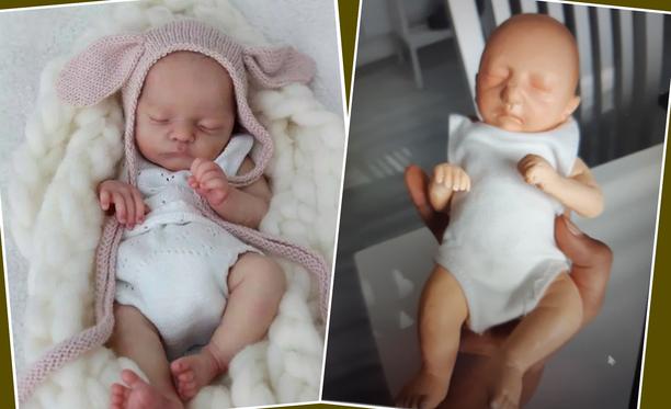 Vauvanukke ei ollutkaan odotusten arvoinen.