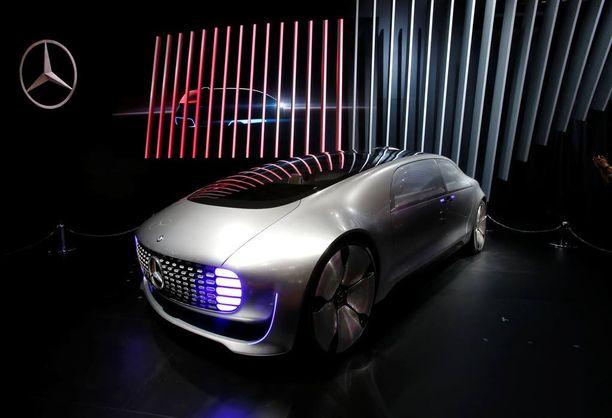 Tokiossa nähtiin tulevaisuusauto ihan todellisena - ainakin kuoriltaan.
