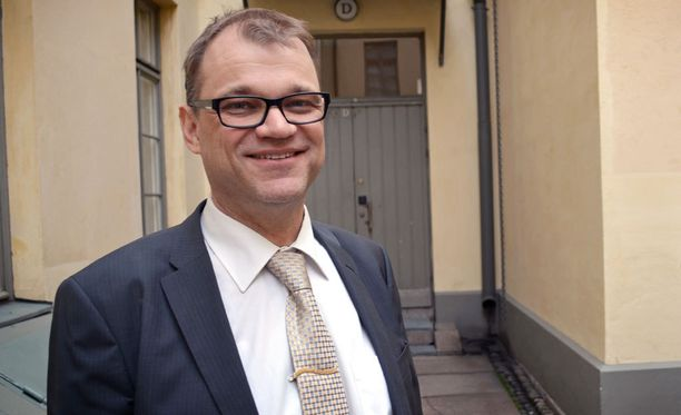 Juha Sipilä toimii Suomi 100 -valtuuskunnan puheenjohtajana.