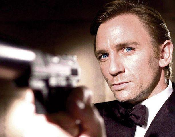 Daniel Craigin vetovoima puree.