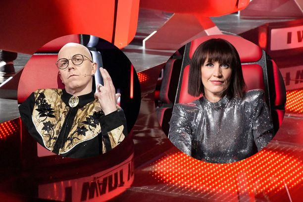 Toni Wirtasella ja Mija Vilkkumaalla on kommunikaatio-ongelmia.