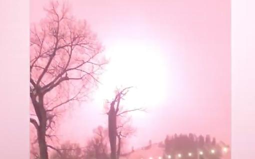 Maailman suurin ilotulite ammuttiin taivaalle – tältä se näytti