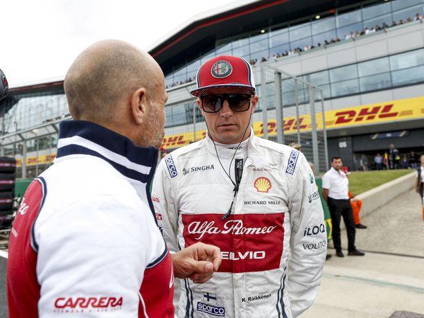 Kimi Räikkönen on tehnyt Alfa Romeolla kauden 12 ensimmäisenä GP-viikonloppuna hyvää työtä, mutta hänen mukaansa talli ei ole vielä pystynyt näyttämään kaikkea potentiaaliaan.