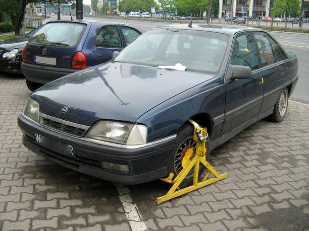 Suomeen tulevien rengaslukkojen malli ei ole vielä selvillä.