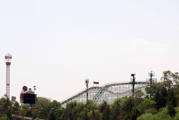 La Ferian huvipuisto suljettiin turman jälkeen.