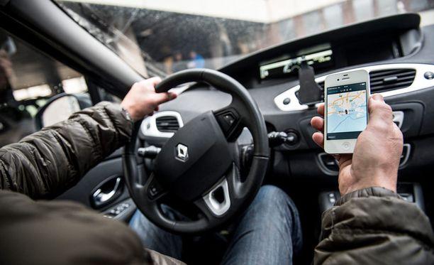 Syyteharkinnassa on kymmeniä Uber-tapauksia.