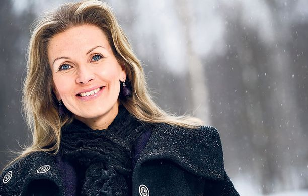 ROHKEA Tanja Karpela puhuu jatkossakin itselleen tärkeiden asioiden puolesta.