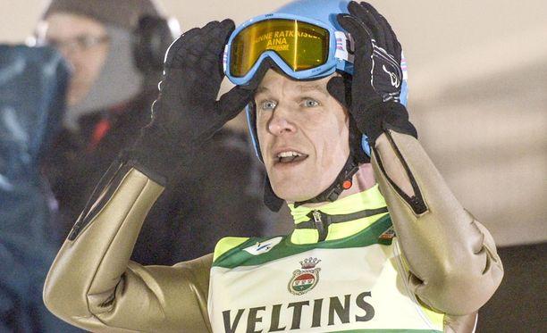 Toni Nieminen aikoo kilpailla talviolympialaisissa 26 vuotta olympiavoittonsa jälkeen.