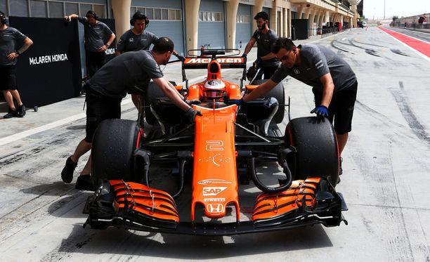 McLarenin surkeus on saanut jo FIAnkin varpailleen.