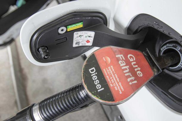 Saksassa on alettu pelätä dieseliä.