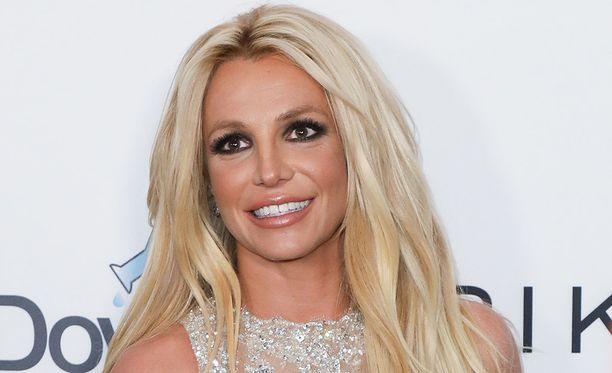 36-vuotias Britney Spears on viimeisen vuoden ajan ollut kuntokuurilla.