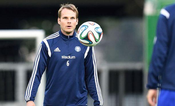 HJK:n kokenut avainpelaaja Markus Heikkinen tietää Rapidin vahvuudet kuin omat taskunsa.