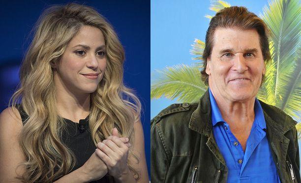 Shakira ja Frederik ovat syntyneet 2. helmikuuta.