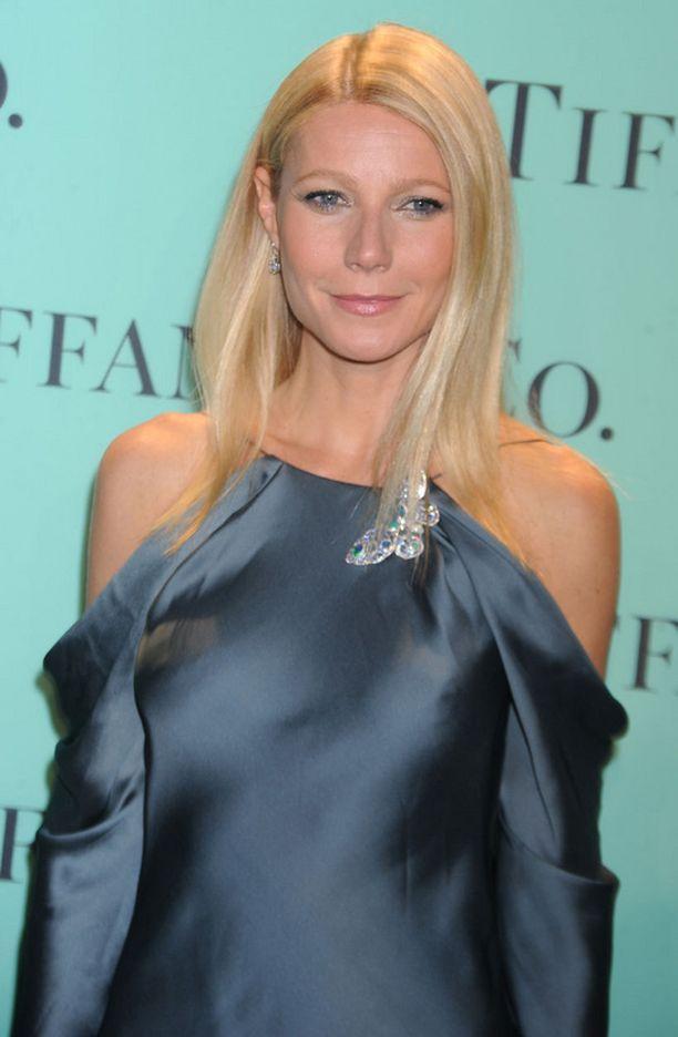 Gwyneth Paltrow tähdittää parhaillaan Iron Man 3 -elokuvaa.