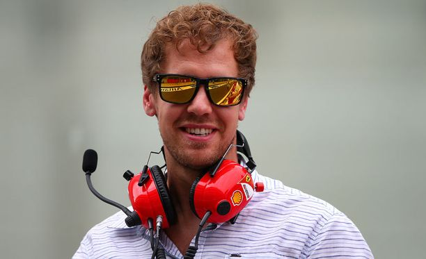 Sebastian Vettelin tietotaito on arvokasta Ferrarille.
