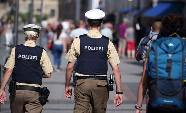 Ampuja ei ollut poliisille ennestään tuttu.