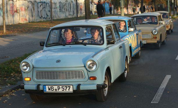 Itäsaksalainen automerkki oli Itäisen Euroopan yleisimpiä autoja. Autoja valmistava tehdas suljettiin 1991.