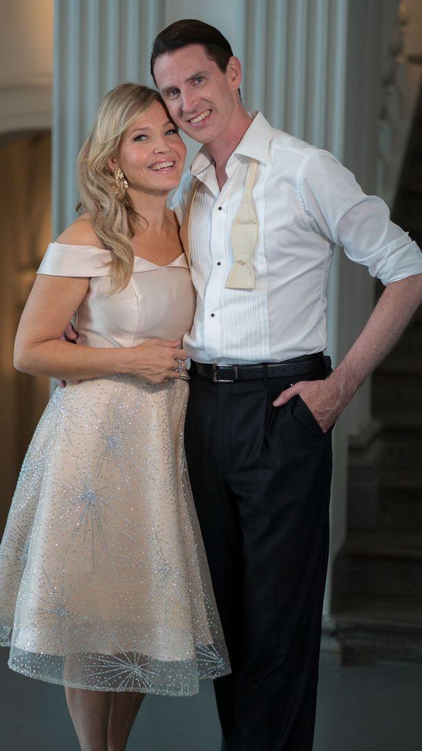 Tänä syksynä Marita tekaa paluun parrasvaloihin osallistumalla Tanssii tähtien kanssa -ohjelmaan. Hänen tähtiopettajanaan toimii Sami Helenius.
