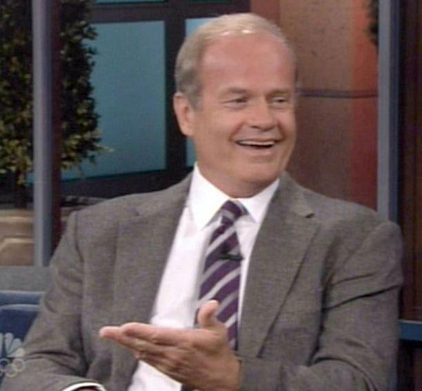 Vaikka Frasier-sarjaa ei ole tehty vuoden 2004 jälkeen, Grammer ei ole päässyt eroon roolista.