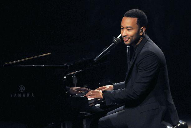 John Legend esiintyy ensi kesänä toista kertaa Suomessa ja myös Pori Jazzissa.