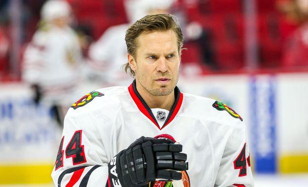 Kimmo Timonen haluaa palata Flyersin organisaatioon.